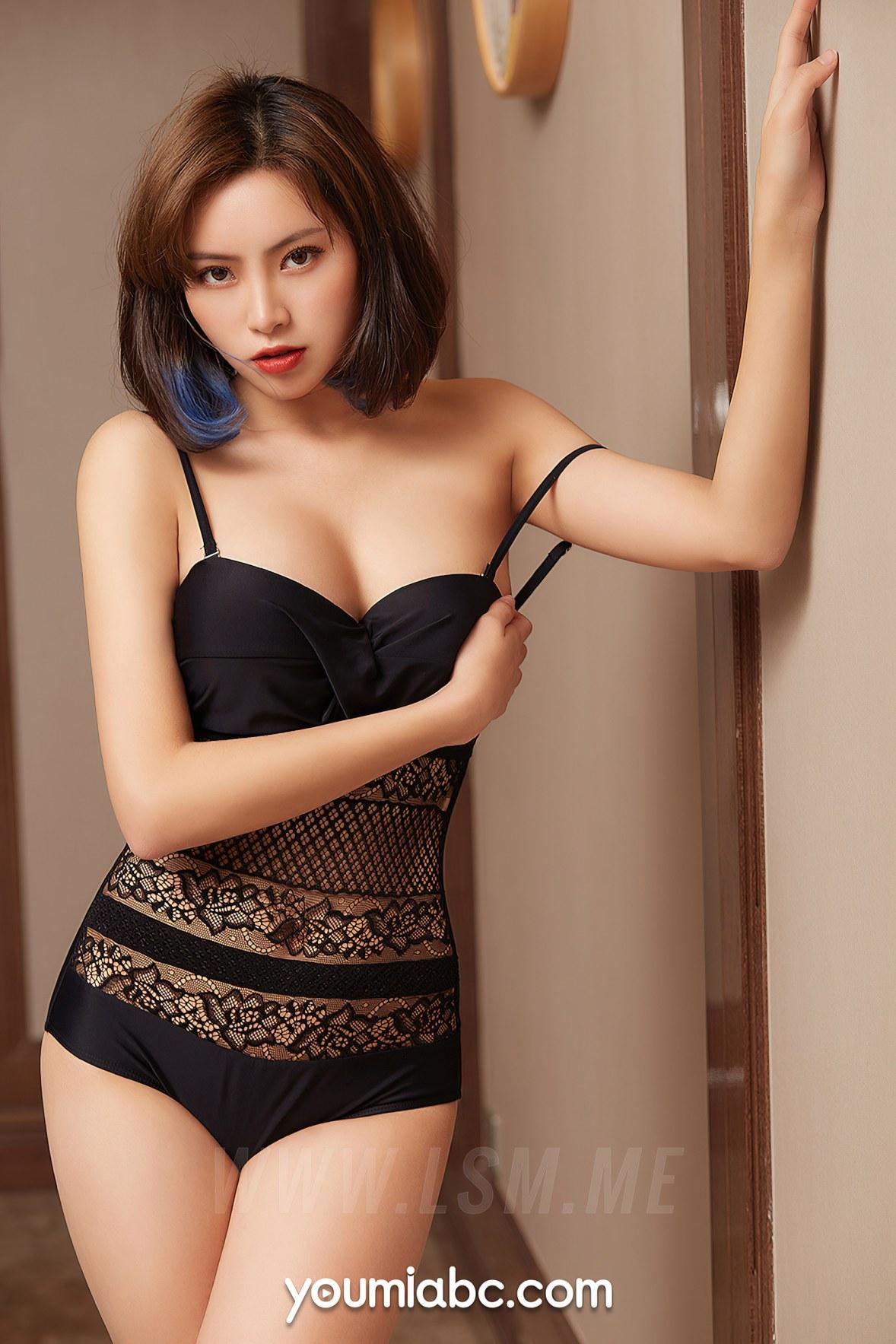 YOUMEI 尤美 徐文君 香肩美女 - 1