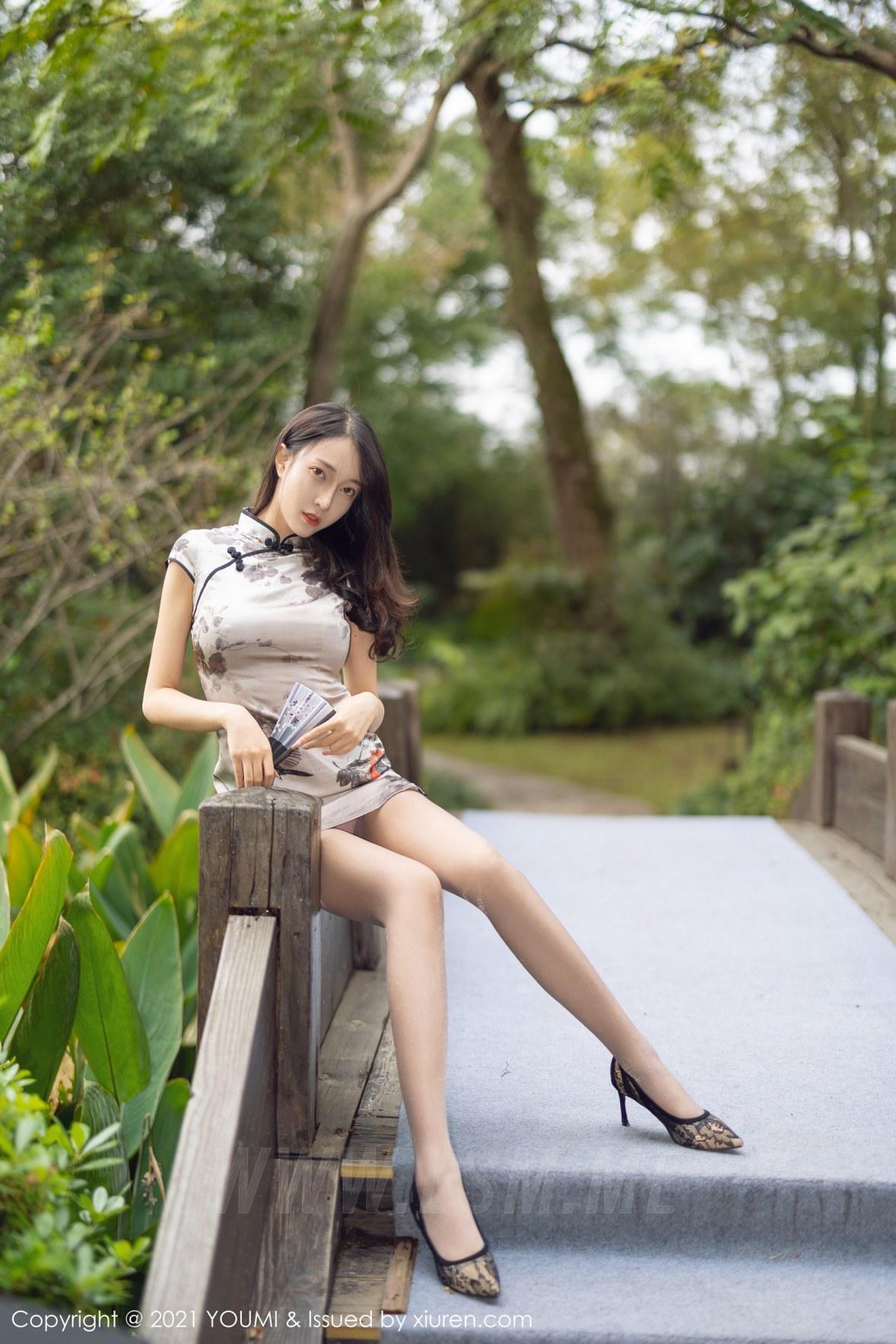 635 032 lb1 3600 5400 - YOUMI 尤蜜荟 Vol.635  浪漫旗袍 玥儿玥er - 尤蜜荟 -【免费在线写真】【丽人丝语】