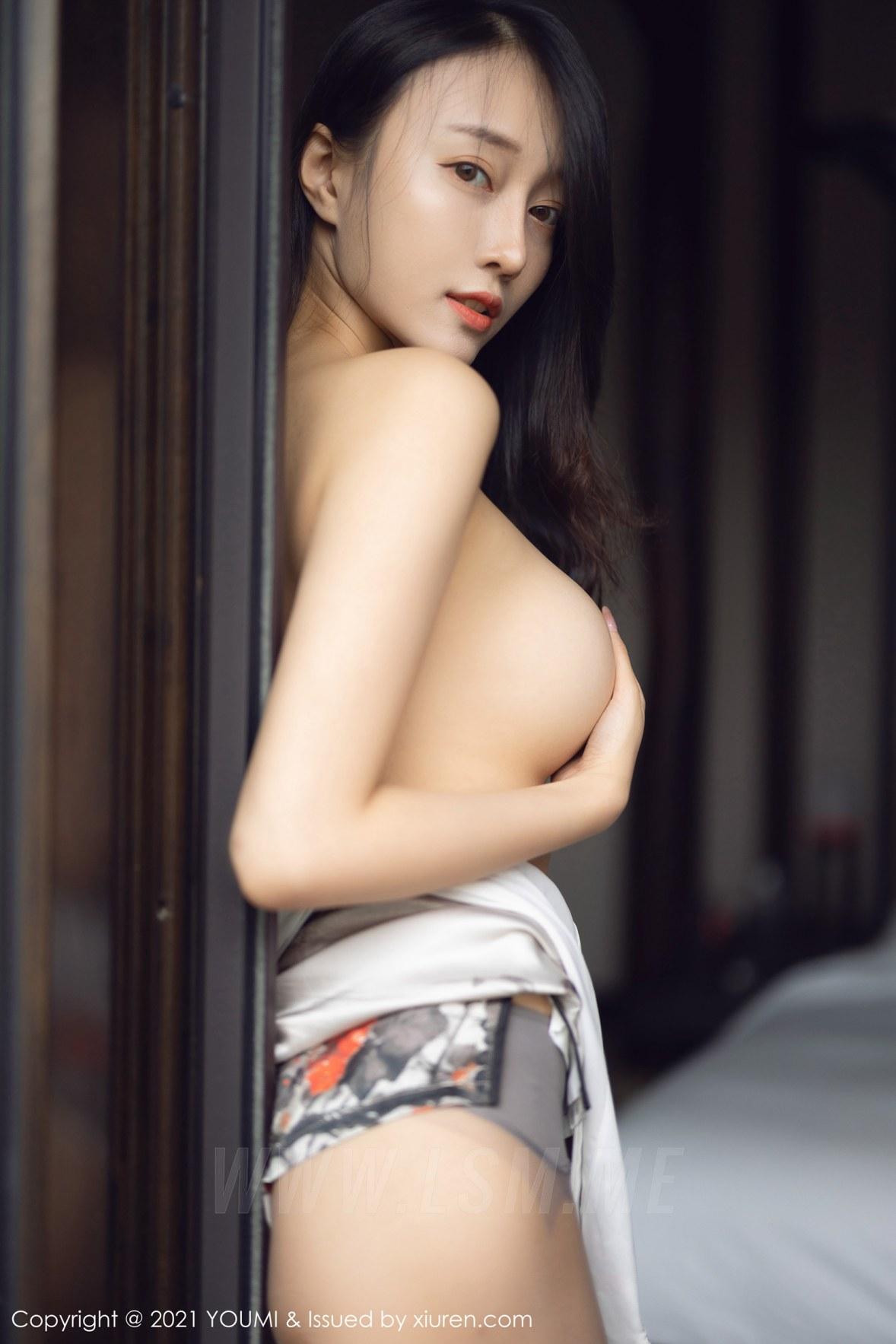 635 049 55i 3600 5400 - YOUMI 尤蜜荟 Vol.635  浪漫旗袍 玥儿玥er - 尤蜜荟 -【免费在线写真】【丽人丝语】