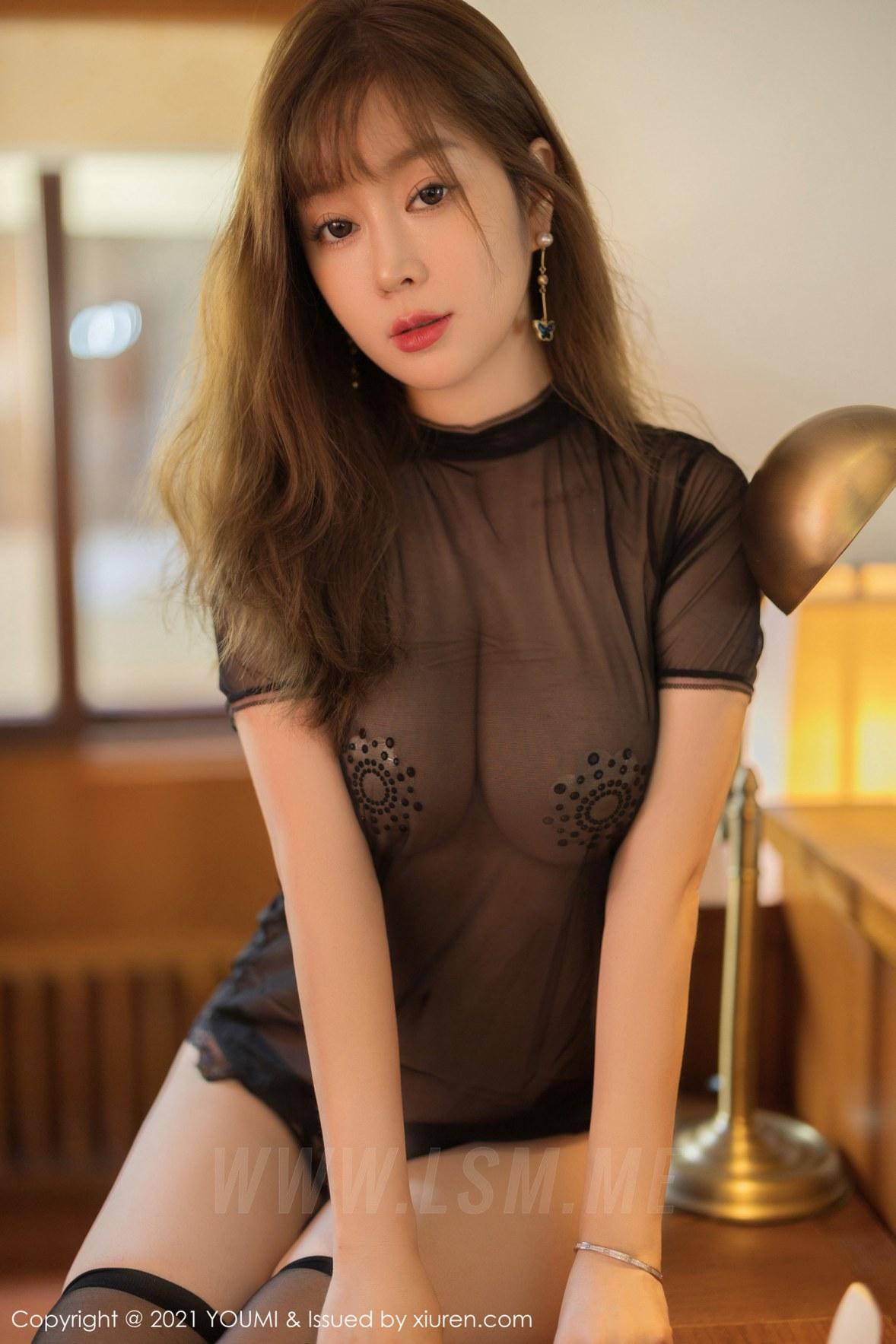 YOUMI 尤蜜荟 Vol.674  情趣魅惑 王雨纯 西双版纳旅拍22 - 4