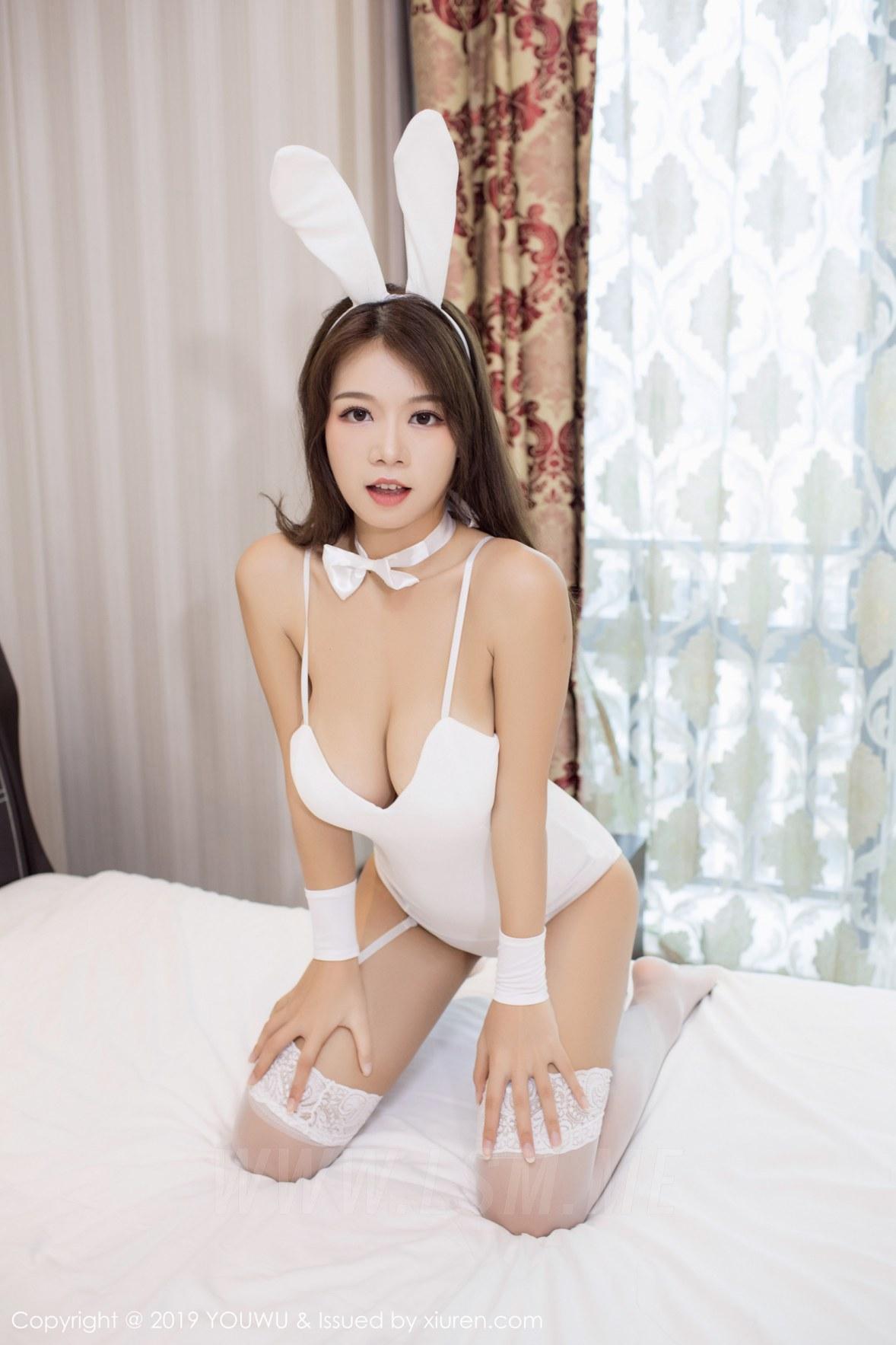 YouWu 尤物馆 Vol.150 性感兔女郎 Luffy菲菲 - 4