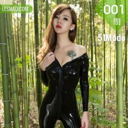 51Modo女神美腿杂志 Vol.001 未来女战士特辑