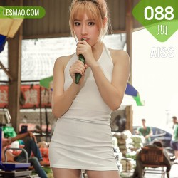 AISS 爱丝 No.088 《闹市&美丝》