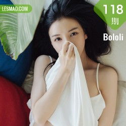Bololi 波萝社 Vol.118 白嫩玉体诱惑韩国Bebe_Kim的唯美性感