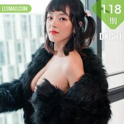 DKGirl DK御女郎 Vol.118 爆乳诱惑玉体孔袜 张花花