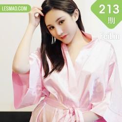 FeiLin 嗲囡囡 Vol.213 Celina青妍性感写真