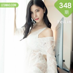 FeiLin 嗲囡囡 Vol.348 透视底裤 小蛮妖yummy 清秀美女曼妙娇躯