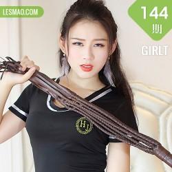 GIRLT 果团网 No.144 皮鞭美女诱惑大图集