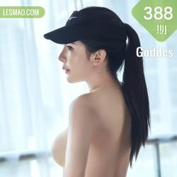 Goddes 头条女神 No.388 Modo 李丽莎最美球媛健身辣妹