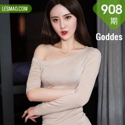 Goddes 头条女神 No.0908 金牌秘书系列之一免费版林芮希