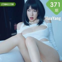 HuaYang 花漾show Vol.371 雪峰挺拔丝袜 乔漫妮mina  新人模特