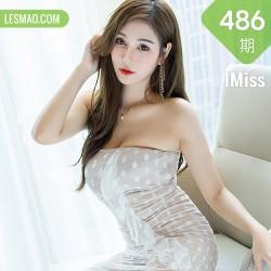 IMiss 爱蜜社 Vol.486 香肩明亮私房 lavinia肉肉