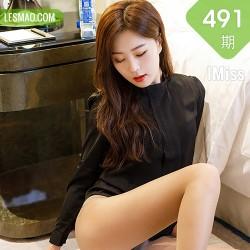 IMiss 爱蜜社 Vol.491 杨紫嫣cynthia 酒店管家制服嫩模