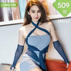IMiss 爱蜜社 Vol.509 jermy 高挑曼妙美女