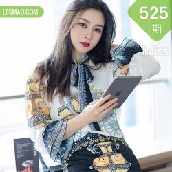 IMiss 爱蜜社 Vol.525 vanessa 丝袜美腿写真肤白如玉