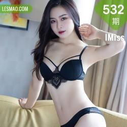 IMiss 爱蜜社 Vol.532 娇美容颜 vanessa 丝袜写真