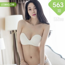 IMiss 爱蜜社 Vol.563 圆润酥胸 小热巴  美腿经典蕾丝...