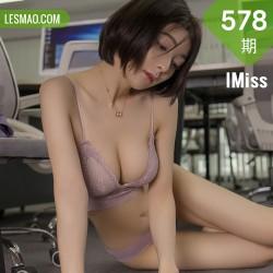 IMiss 爱蜜社 Vol.578 办公室实景 Angela00 制服ol写真