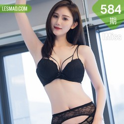IMiss 爱蜜社 Vol.584 极致黑丝美腿系列 SISY思 性感写真