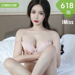IMiss 爱蜜社 Vol.618 粉色内衣 indaLinda 性感写真33