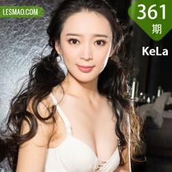 KeLa 克拉女神 No.361 Modo 珊珊《脉脉眼中波》
