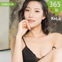 KeLa 克拉女神 No.365 Modo 小檀《气势如虹》