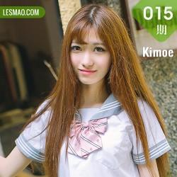 Kimoe 激萌文化 Vol.015 Modo 赵奶莹小花园