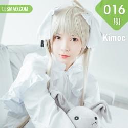 Kimoe 激萌文化 Vol.016 Modo 刘丽娜穹妹