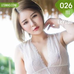 LeYuan 星乐园 Vol.026 Modo 凯竹BuiBui