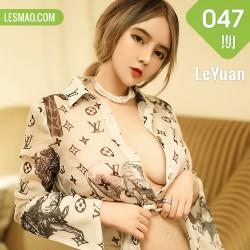 LeYuan 星乐园 Vol.047 Modo 温心怡性感情趣制服写真