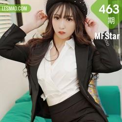 MFStar 模范学院 Vol.463 丰腴女秘书  小波多