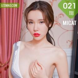 猫萌榜 MICAT Vol.021 Modo 萌琪琪Irene