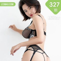 MiStar 魅妍社 Vol.327 肥臀黑丝 舞媚歆