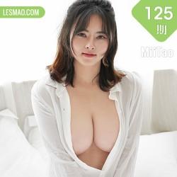 MiiTao 蜜桃社 Vol.125 静香 大胸巨乳奶霸美眉