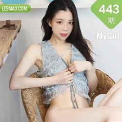 MyGirl 美媛馆 Vol.443 雪白肌肤 言沫 第二套性感私房写真