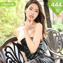 MyGirl 美媛馆 Vol.444 方子萱 皮裙与黑丝大理旅拍