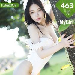 MyGirl 美媛馆 Vol.463 日系泳装连体衣 唐琪儿