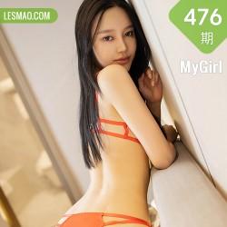 MyGirl 美媛馆 Vol.476 蕾丝袜美腿 唐琪儿