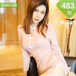 MyGirl 美媛馆 Vol.483 古典韵味旗袍 梦绮