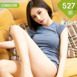 MyGirl 美媛馆 Vol.527 高开衩性感长裙 小夕juju 性感写真