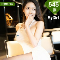 MyGirl 美媛馆 Vol.545 白色长裙 方子萱 江浙沪旅拍写真3