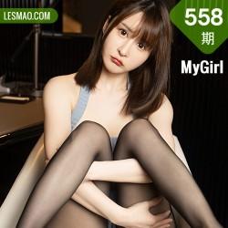 MyGirl 美媛馆 Vol.558 极致魅惑丝袜 蔡文钰Abby 江浙沪旅拍