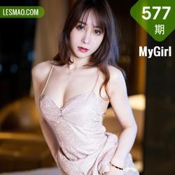 MyGirl 美媛馆 Vol.577 吊裙与丝袜 水水er 性感写真11
