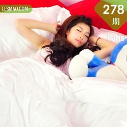 Pans 写真 No.278 梦梦 美女私房照