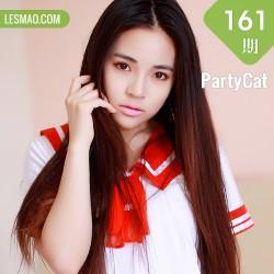 PartyCat 轰趴猫 No.161  Modo 文琳制服少女
