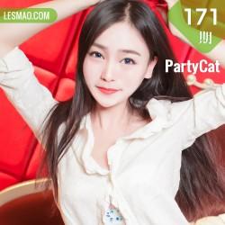 PartyCat 轰趴猫 No.171 Modo 性感爆乳美眉
