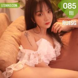 RUISG 瑞丝馆 Vol.085 新人妹子 小葡萄miki