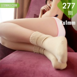 Ru1mm 如壹写真 No.277