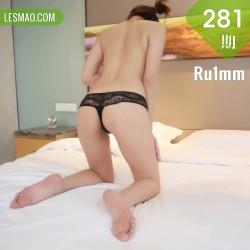 Ru1mm 如壹写真 No.281