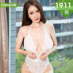 UGirls 爱尤物 No.1911 陈美玉 玫瑰御姐